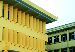 Kiến trúc chống nóng