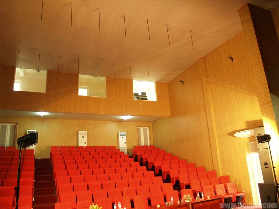 Tầng 2 phòng điểu khiển kỹ thuật
