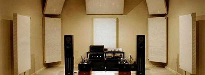 Thiết kế phòng nghe ảnh hưởng đến chất lượng âm thanh