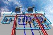 Phương pháp lắp đặt hệ thống Điều hòa không khí Water Chiller
