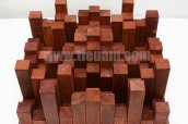 Tự làm tấm tán âm 3D wooden Diffuser