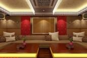 Nên chọn sofa da nay sofa nỉ cho phòng karaoke