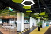 7 giải pháp tiêu âm tuyệt vời cho không gian văn phòng hiện đại