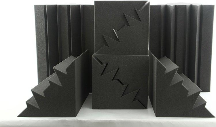 Mút tiêu âm góc Basstrap StudioFoam Metro-3 3