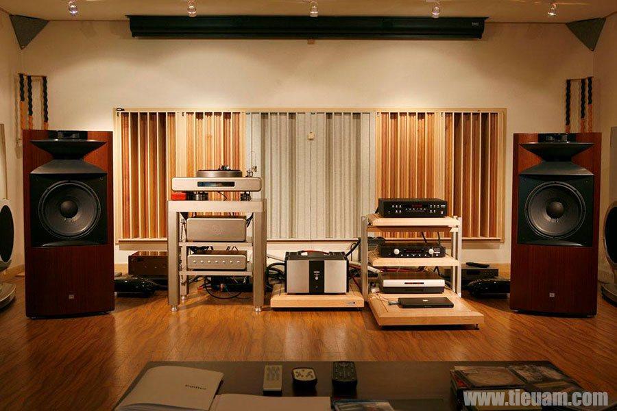 Hộp tán âm và hút âm bass Remak™ N29 3