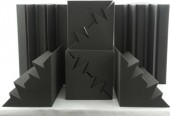 Mút tiêu âm góc Basstrap StudioFoam Metro-3