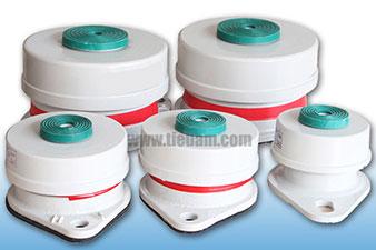 Đệm lò xo giảm chấn chống rung, chống ồn máy