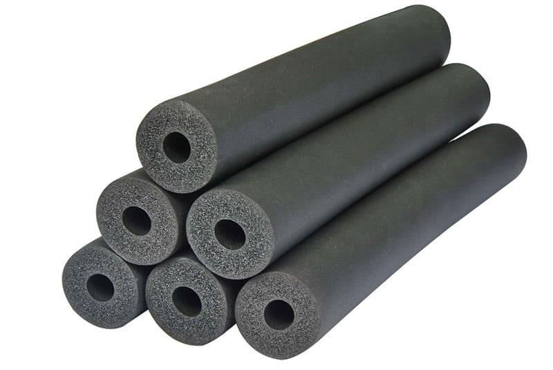 Cao su lưu hóa ống điều hòa 4