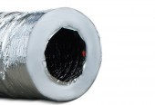 Ống gió mềm có bảo ôn polyester 2