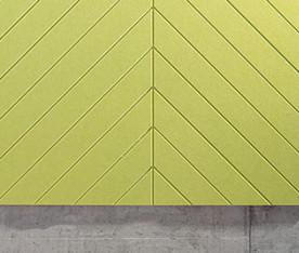 Tấm tiêu âm trang trí Remak® Acoustic Sonic Engrave Wall