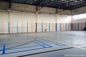 Phòng thể chất đa năng - Trường quốc tế SIS Gamuda