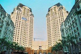 Hội trường 600 chỗ tòa nhà văn phòng HH4 Sông Đà Twin Tower