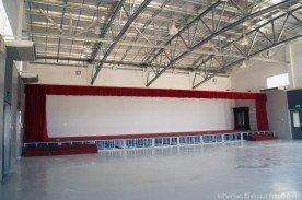 Lắp đặt vách tiêu âm phòng tập múa - Trường quốc tế Singapore