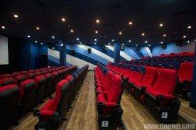 Phòng chiếu phim số 8 - Trung tâm chiếu phim Quốc Gia NCC - 87 Láng  Hạ