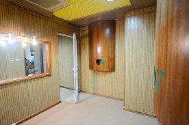 Phòng thu âm - Đài phát thanh VOV 58 Quán Sứ