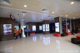 Thiết kế và thi công phòng chiếu phim số 10 - Trung tâm chiếu phim quốc gia NCC 87 Láng Hạ