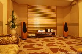 Thiết kế và thi công Phòng nghe nhạc Hi-end a Hải - 28 Hồng Phúc