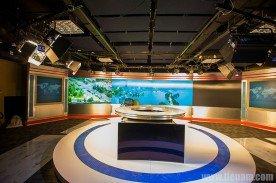 Trường quay Kênh truyền hình Quốc Hội - Đài VOV 58 Quán Sứ