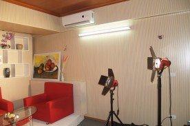 Trường quay, phòng thu hình Công ty  CP Thông tấn Việt (Vietnews)