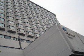 Vách di động tiêu âm phòng họp Fuji AB - Khách sạn Nikko Hà Nội