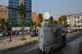 Thi công cách âm và trang âm trường quay S9 - Đài truyền hình Việt Nam
