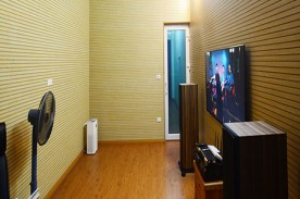 Phòng nghe nhạc cá nhân anh Thế - Hà Đông