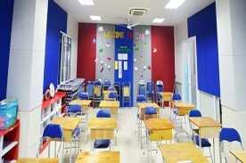Tiêu âm chống ồn lớp học - Trường PTTH Nguyễn Siêu