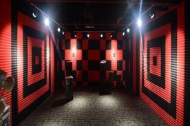 Trang âm phòng thu và test âm thanh - Công ty Quang Minh