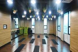 Tiêu âm phòng tập Yoga - Saiyan Fitness