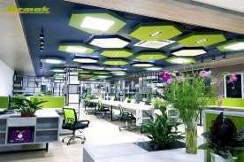 Thiết kế tiêu âm văn phòng Remak® Green Office