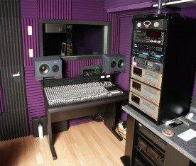 Thiết kế và thi công phòng thu, trường quay, studio