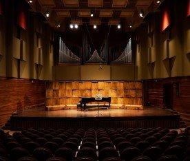 Thiết kế và thi công nhà hát, sân khấu biểu diễn