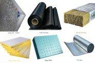 Sản xuất và cung cấp vật tư, vật liệu chống nóng, bảo ôn, cách nhiệt