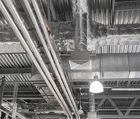 Cung cấp và phân phối các loại Vật tư cơ điện lạnh, Phụ kiện thông gió